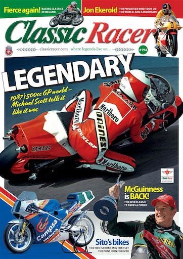 Classic Racer Preview