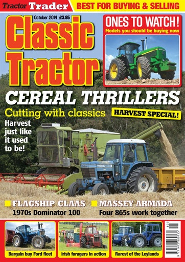 Classic Tractor Preview