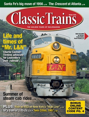 Classic Trains Preview