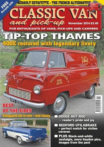 Classic Van & Pick-up Preview