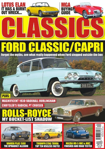Classics Monthly Preview