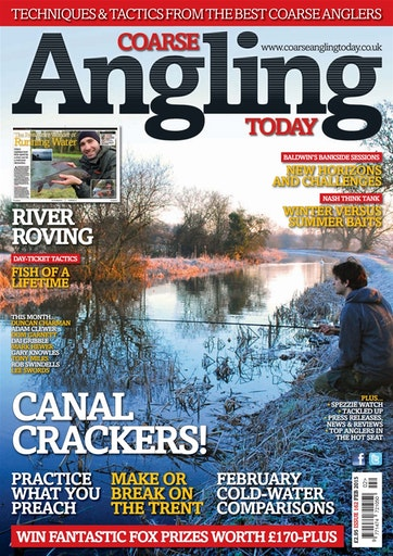 Coarse Angling Today Preview