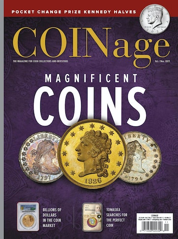 COINage Magazine Preview