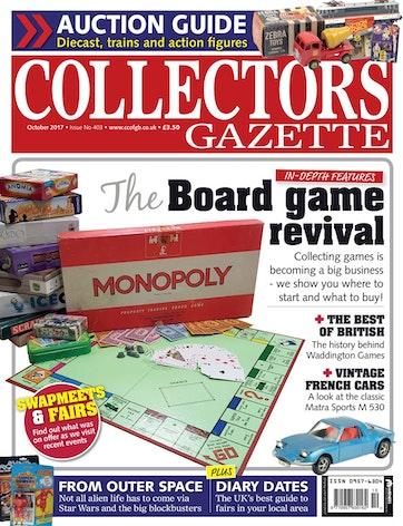 Collectors Gazette Preview