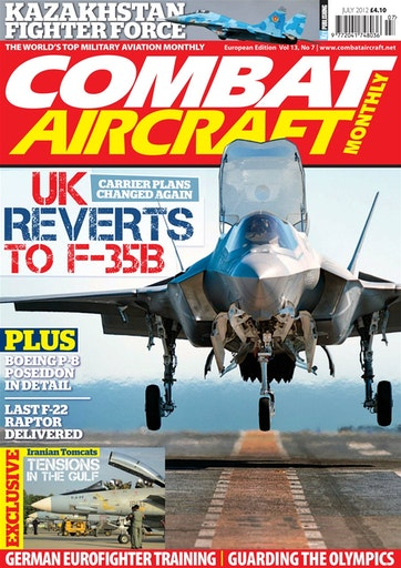 Combat Aircraft Journal Preview