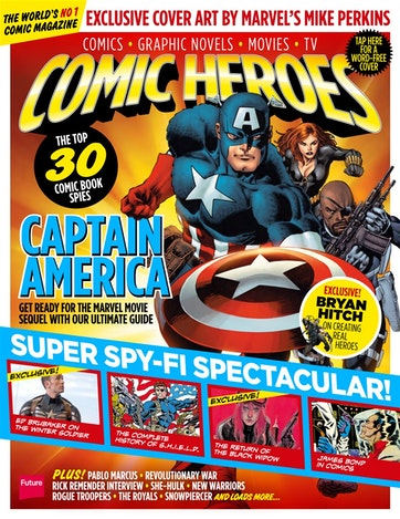 Comic Heroes Preview