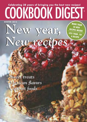 Cookbook Digest Preview