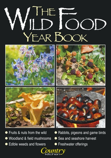 Country Kitchen -Wild Food Yr Bk Preview