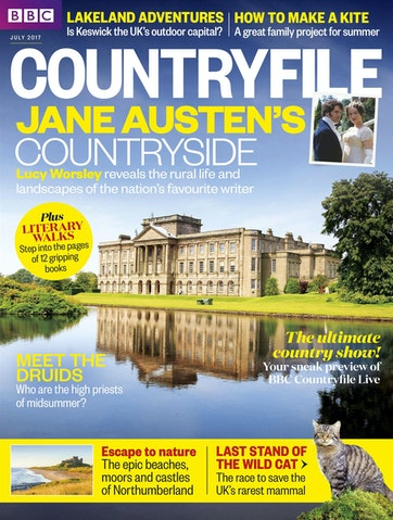 BBC Countryfile Magazine Preview