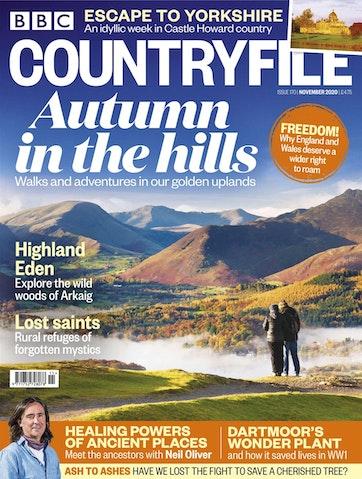 BBC Countryfile Magazine Preview