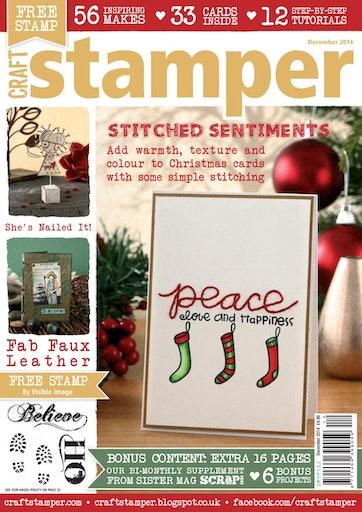 Craft Stamper Preview