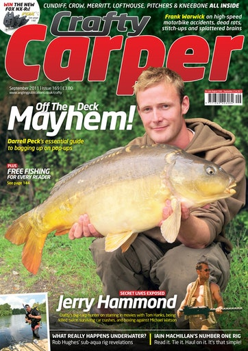 Crafty Carper Preview