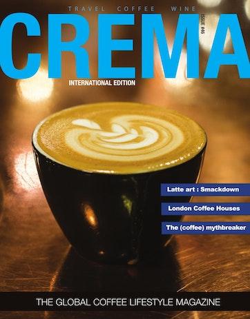 Crema Magazine Preview