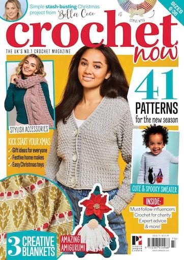 Crochet Now Magazine Preview
