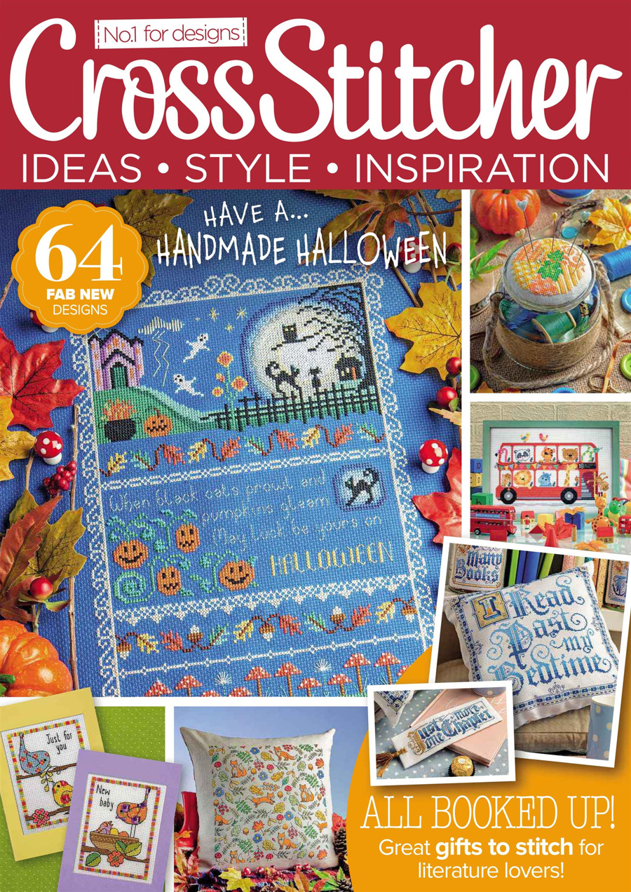 Magazine Freebies – October 2017