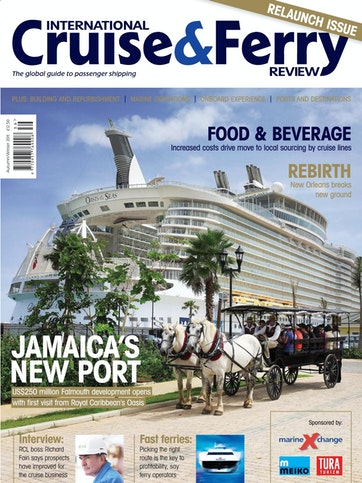 Cruise & Ferry Preview
