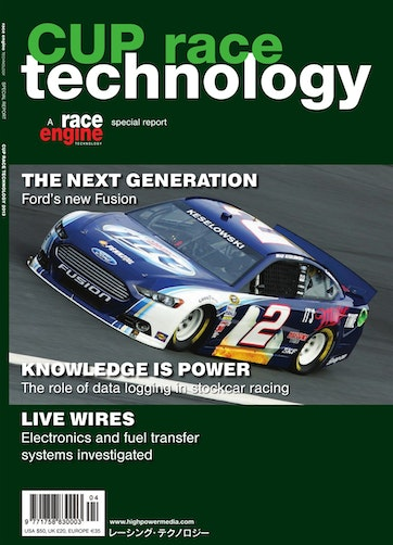 CUP Race Technology Preview