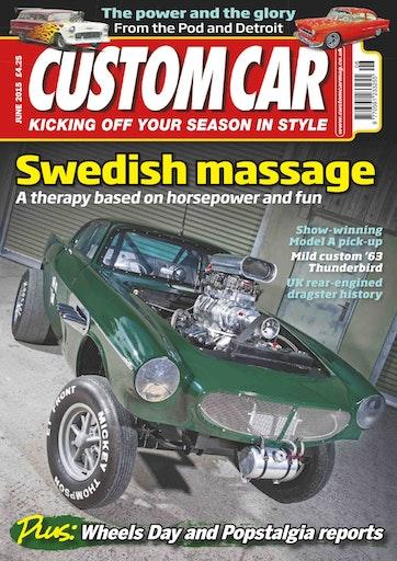 Custom Car Preview