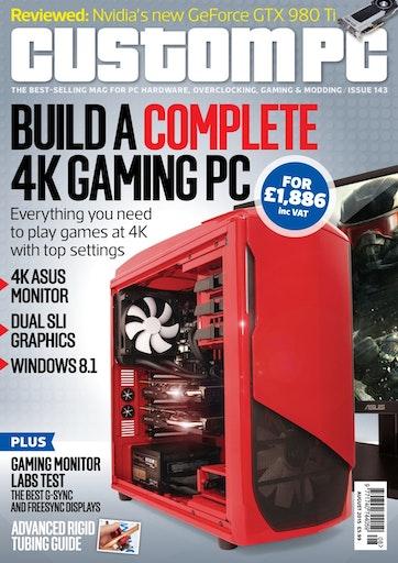 Custom PC UK Preview