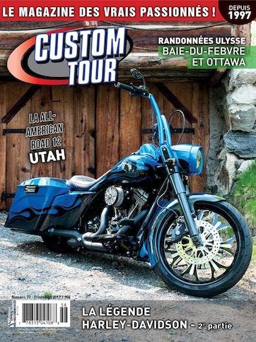 Custom Tour Preview