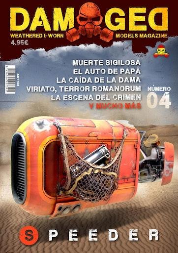 Damaged Español Preview