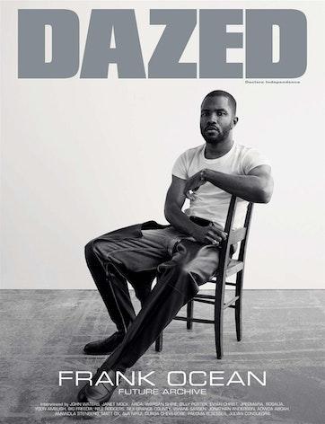 Dazed Magazine Preview