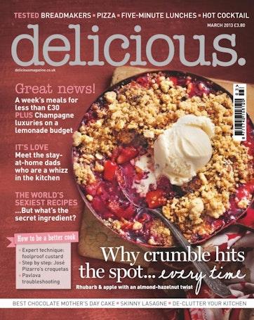 delicious. Magazine Preview