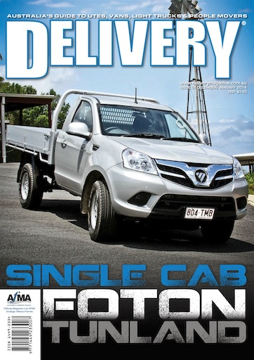 Delivery Magazine Preview
