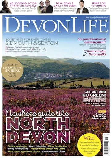 Devon Life Preview