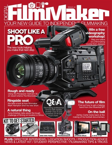 Digital FilmMaker Preview