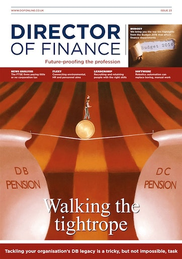 Director of Finance Preview