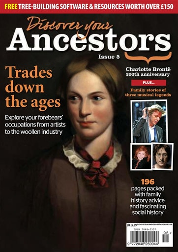Discover Your Ancestors Preview