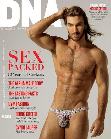 DNA Magazine Preview