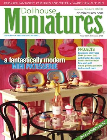 Dollhouse Miniatures Preview