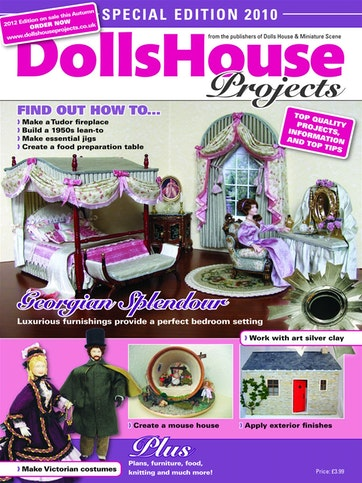 Dolls House Projects-Special Ed. Preview