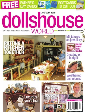 Dolls House World Preview