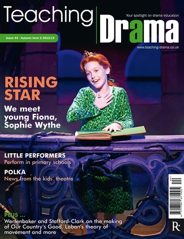 Drama and Theatre Preview