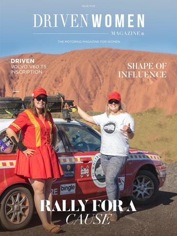 Driven Women Magazine Preview