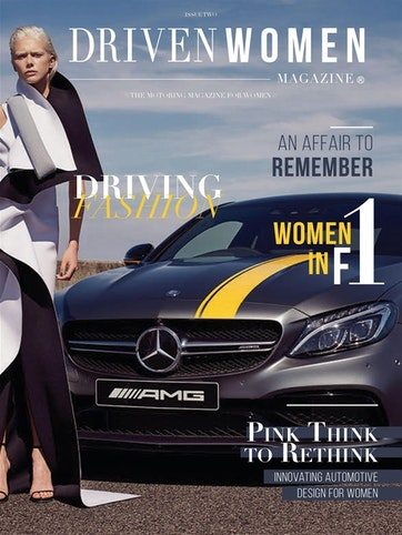 Driven Women Magazine Preview