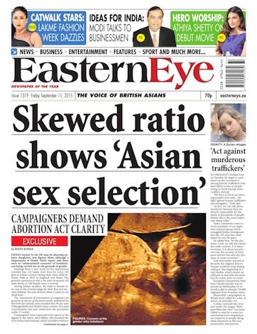 Eastern Eye Newspaper Preview