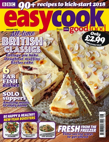 BBC Easy Cook Magazine Preview