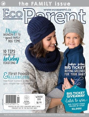 Ecoparent Magazine Preview