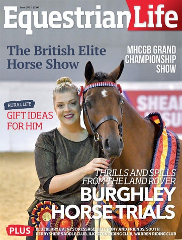 Equestrian Life Magazine Preview