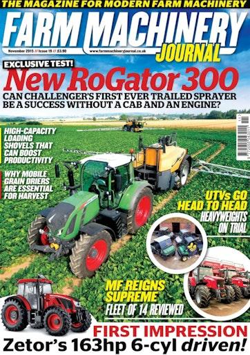 Farm Machinery Journal Preview