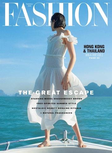 Fashion Magazine Preview