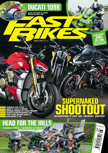 Fast Bikes Preview