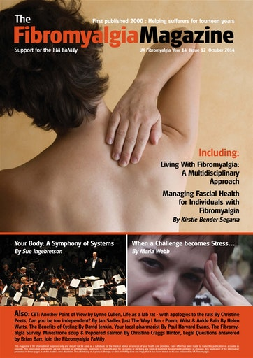 Fibromyalgia Magazine Preview