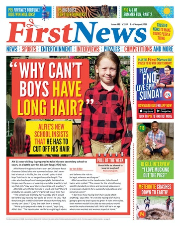 First News Preview