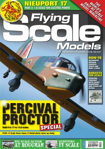 Flying Scale Models Preview