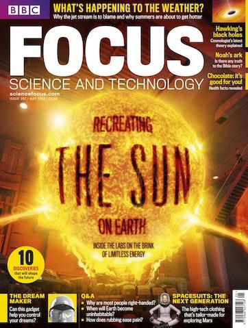 BBC Science Focus Magazine Preview
